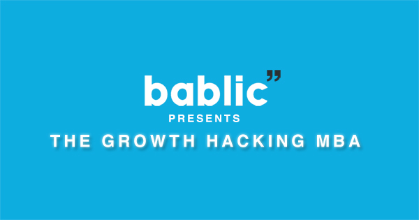 Growth hacking list