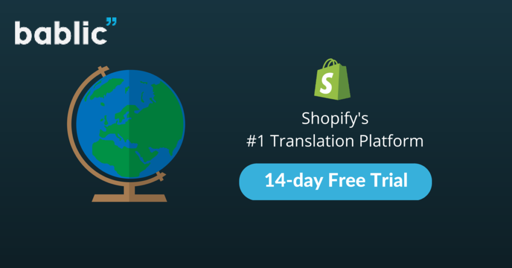 Shopify Translation