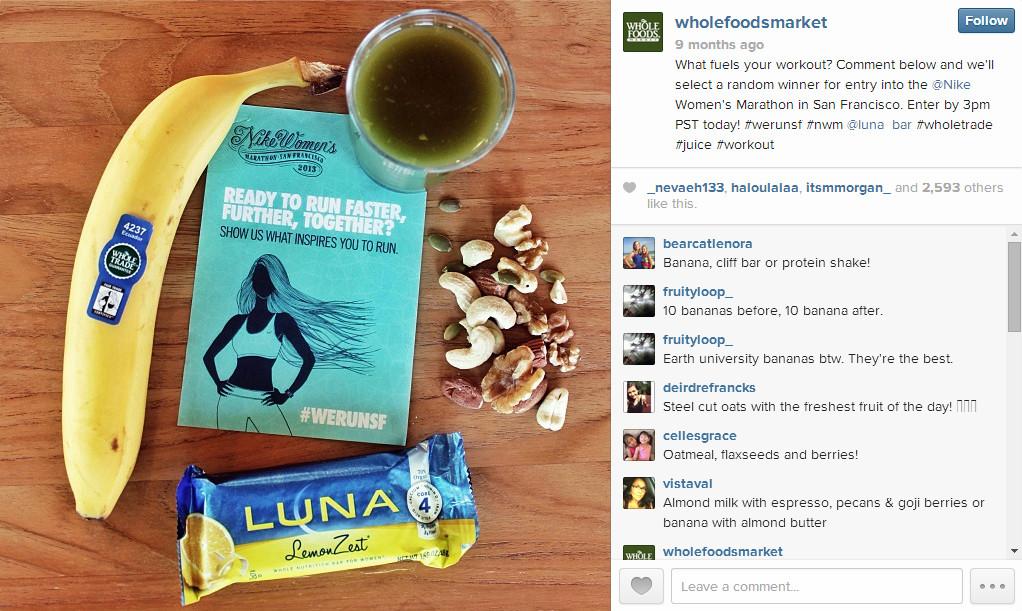 Instagram Restaurants Marketing