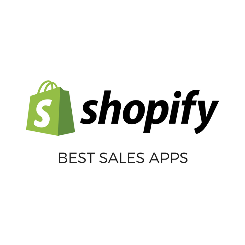 Shopify - Best Sales Apps