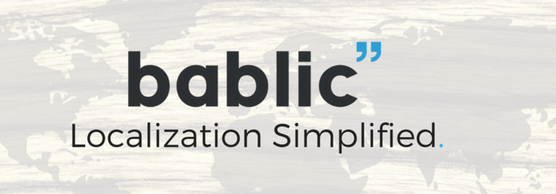 bablic - localize your content